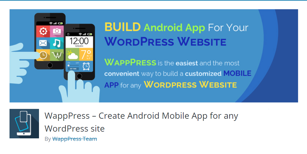 website-to-mobile-app conversion solution