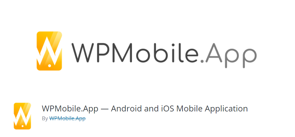 plugin for building the iPhone and Android native mobile apps of a WordPress site
